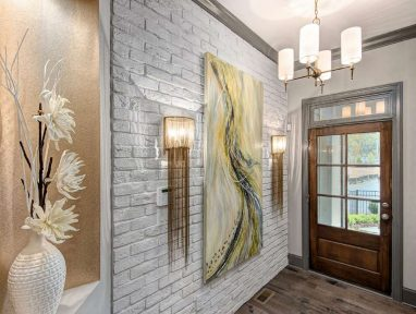 Druid Hills Foyer